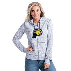 Women's Indiana Pacers French Terry Space-Dyed Full-Zip Hoodie