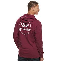 Men's Vans Scripter Hooded Tee
