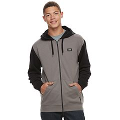 Men's Vans Blockster Full-Zip Hoodie