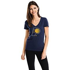 Women's Majestic Indiana Pacers Timeless Tee