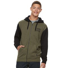 Men's Vans Stamped Full-Zip Hoodie
