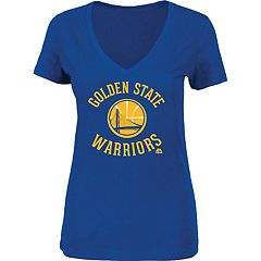 Women's Majestic Golden State Warriors Main Tee