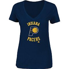 Women's Majestic Indiana Pacers Main Tee