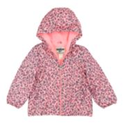 Girls 4-6x OshKosh B'gosh® Printed Fleece-Lined Midweight Jacket