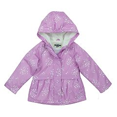 Girls 4-6x OshKosh B'gosh® Peplum Midweight Fleece-Lined Jacket