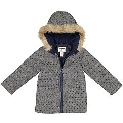 Girls 4-8 OshKosh B'gosh® Faux-Wool Tweed Midweight Jacket