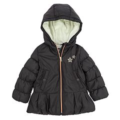 Girls 4-6x OshKosh B'gosh® Star Heavyweight Parka Jacket