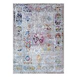 Couristan Gypsy Reims Framed Floral Rug