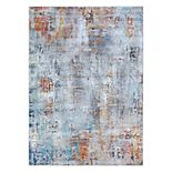 Couristan Gypsy Street Art Abstract Rug
