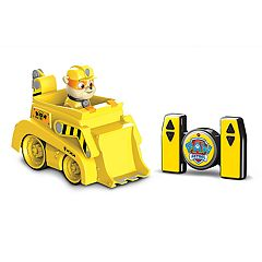 Paw Patrol Rubble Remote Control Vehicle