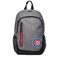 Forever Collectibles Chicago Cubs Team Logo Backpack