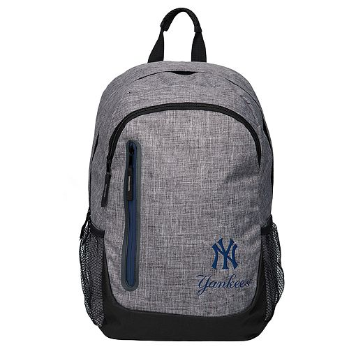 Forever Collectibles New York Yankees Team Logo Backpack