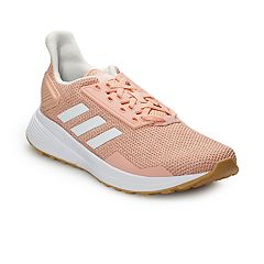 08db20220d73 adidas Cloudfoam Duramo 9 Women s Sneakers. Ash Gray Dust Pink White. sale