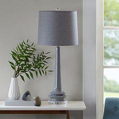 Urban Habitat Harmony Gray Table Lamp