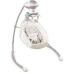 Fisher-Price Safari Dreams Cradle 'n Swing