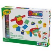 Crayola Deluxe Creativity Set Modeling Dough Kit
