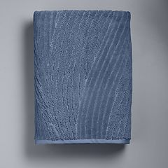 Simply Vera Vera Wang Sculptural Wave Bath Towel
