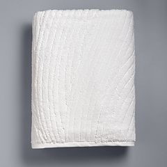 Simply Vera Vera Wang Sculptural Wave Bath Towel