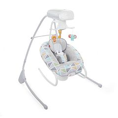 Fisher-Price 2-in-1 Deluxe Cradle 'n Swing