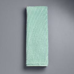 Simply Vera Vera Wang Sculptural Wave Hand Towel