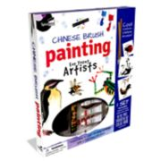 SpiceBox Petit Picasso Chinese Brush Painting Kit