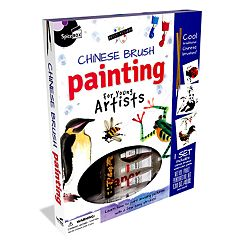 SpiceBox Petit Picasso Chinese Brush Painting Kit