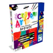 SpiceBox Petit Picasso Crayon Art Drawing Kit