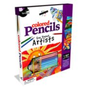 SpiceBox Petit Picasso Colored Pencils Kit