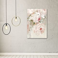 Artissimo Designs Big Bouquet I Canvas Wall Art