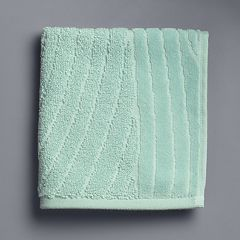 Simply Vera Vera Wang Sculptural Wave Washcloth