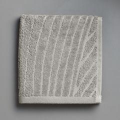 Simply Vera Vera Wang Sculptural Wave Washcloth