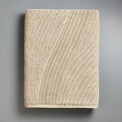 Simply Vera Vera Wang Sculptural Wave Bath Sheet