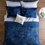 SONOMA Goods for Life? Kids Navy Spaceship Bedding Set
