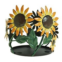 SONOMA Goods for Life™ Sunflower Candle Jar Holder
