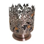 SONOMA Goods for Life? Large Leaves Candle Jar Holder