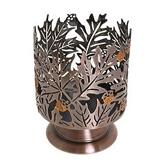 SONOMA Goods for Life™ Large Leaves Candle Jar Holder
