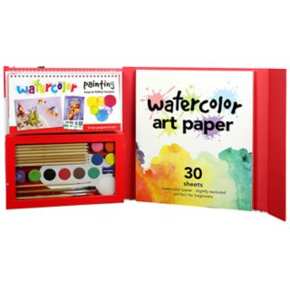 SpiceBox Petit Picasso Watercolor Painting Kit
