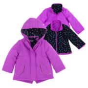 Girls 4-8 OshKosh B'gosh® 4-in-1 Heavyweight Systems Jacket