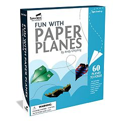 SpiceBox Fun With Paper Planes Kit