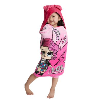 LOL Surprise Hooded Bath Wrap