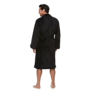 Men's Chaps Shawl-Collar Soft-Touch Robe