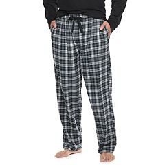 Big & Tall Chaps Plaid Flannel Sleep Pants
