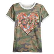 Girls 7-16 Mudd® Graphic Tee