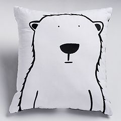 SONOMA Goods for Life™ Kids Bear Throw Pillow
