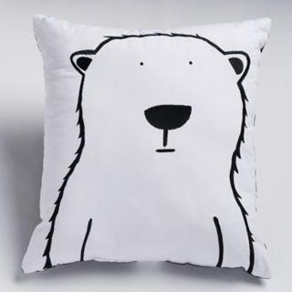 SONOMA Goods for Life? Kids Bear Throw Pillow