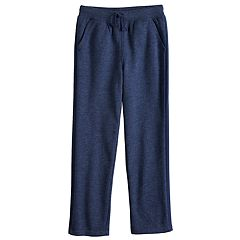 Boys 4-12 SONOMA Goods for Life™ Side Pieced Fleece Pants