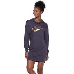 Women's Nike Sportswear Metallic Dress