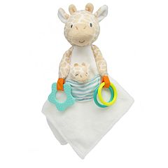 Baby Carter's Giraffe Teether Activity Blanket