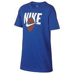Boys 8-20 Nike Football Tee