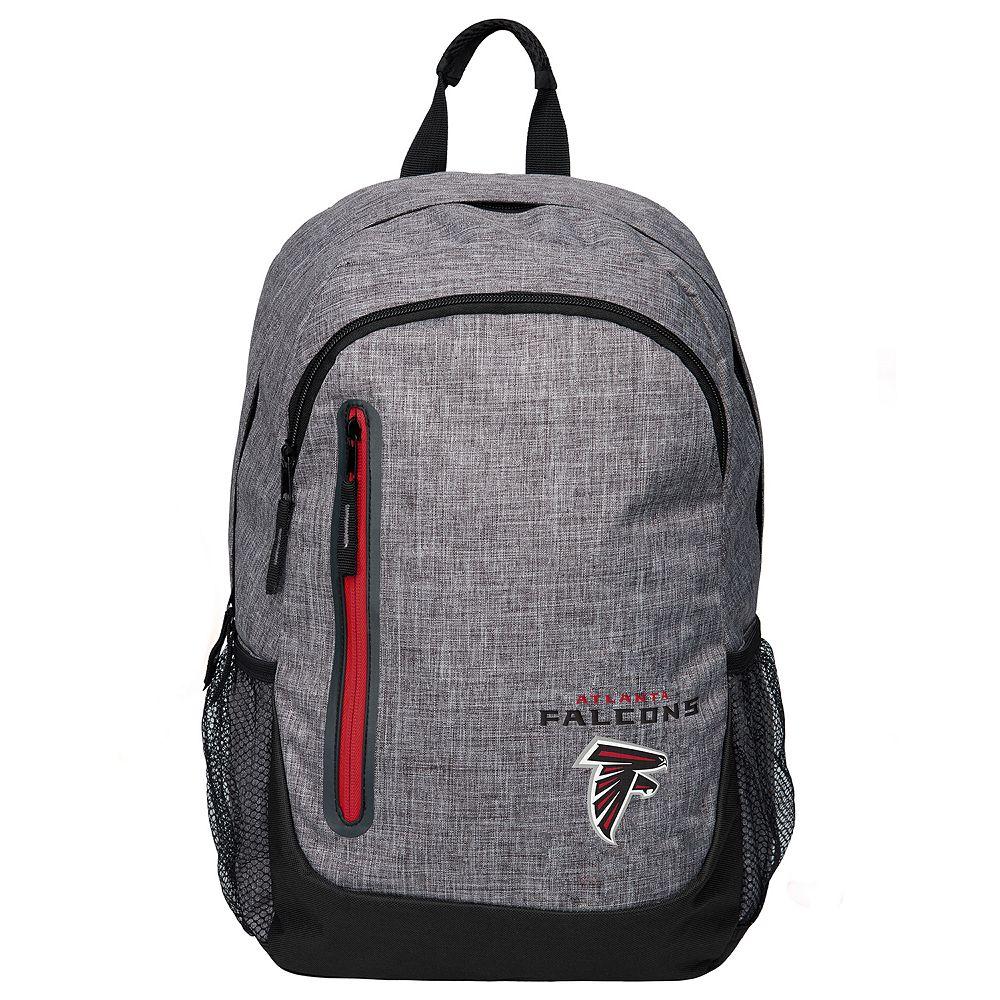 Forever Collectibles Atlanta Falcons Team Logo Backpack